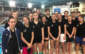 Meeting de Toulouse : 15 podiums et 32 finales